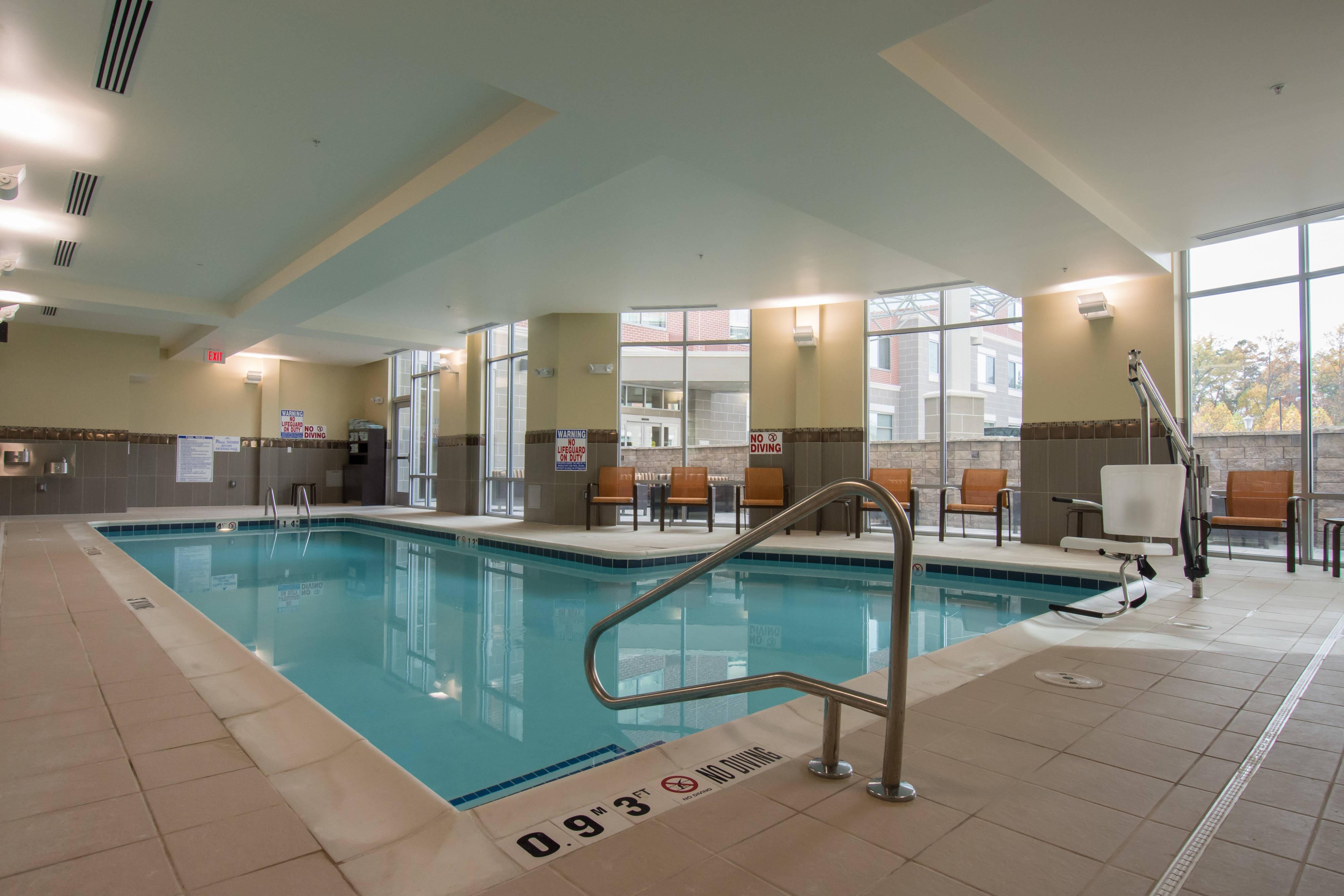 hotel indoor pool