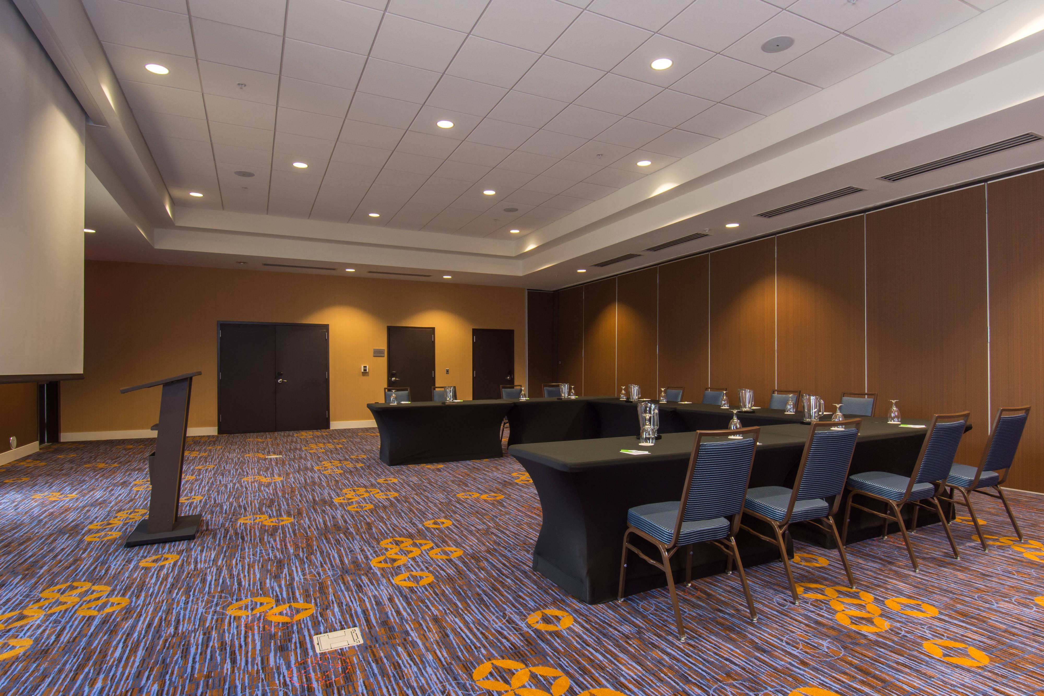 ushape meeting setup