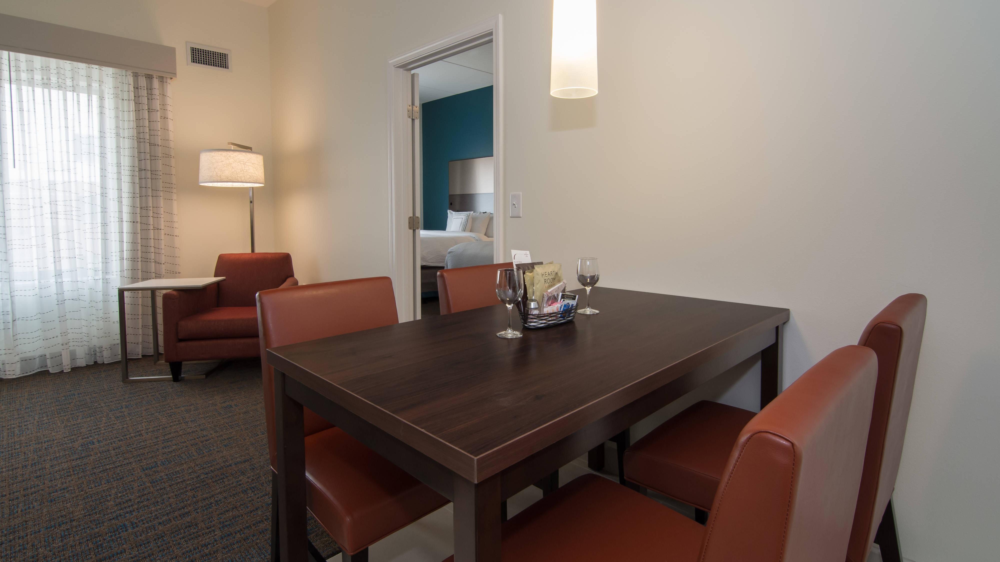One Bedroom Guest Suite
