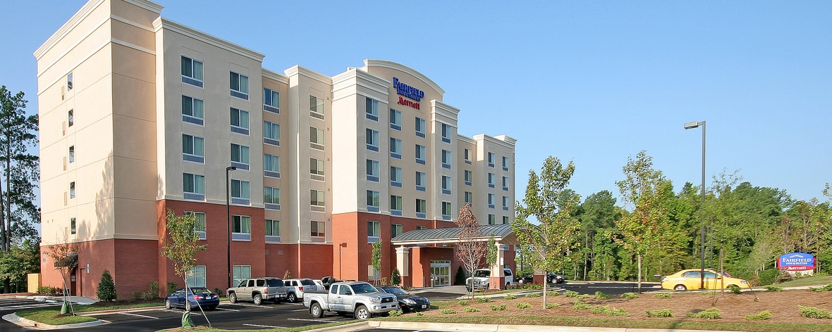 Brier Creek Hotel Fairfield Inn Suites Raleigh Durham Airport