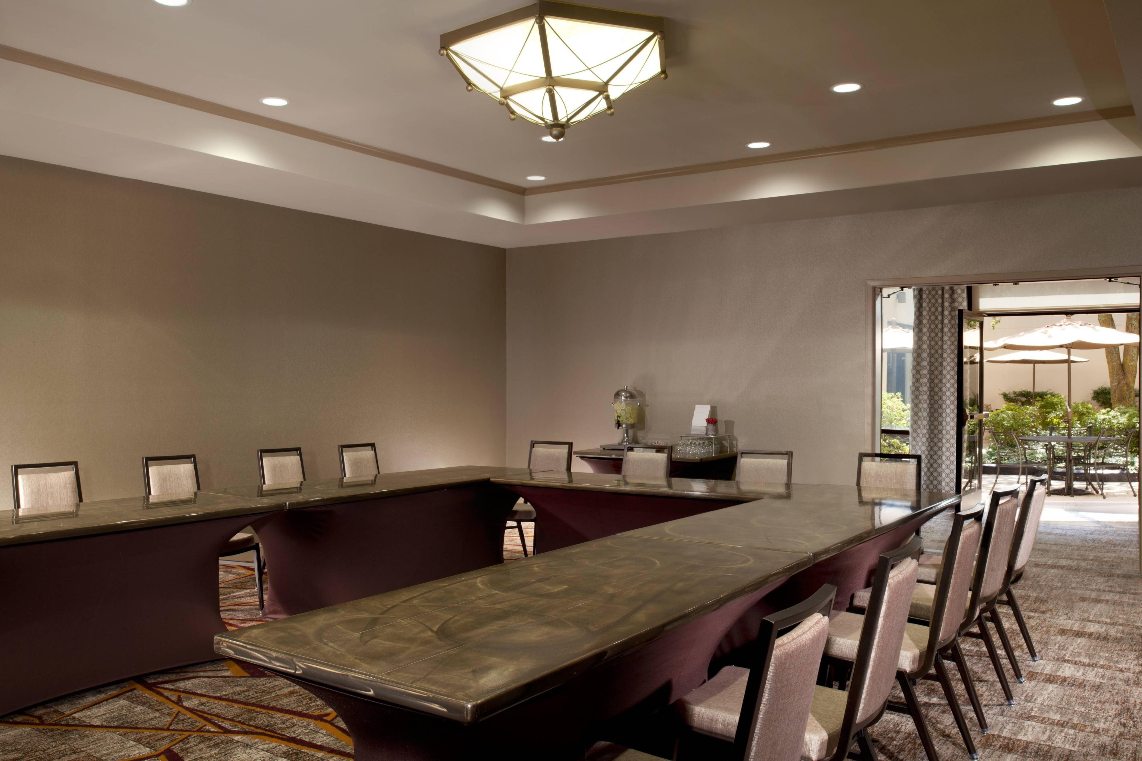 durham hotel meeting rooms