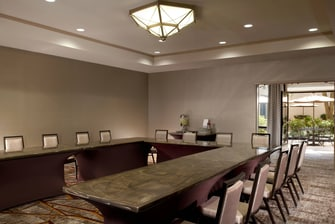 durham hotel meeting rooms