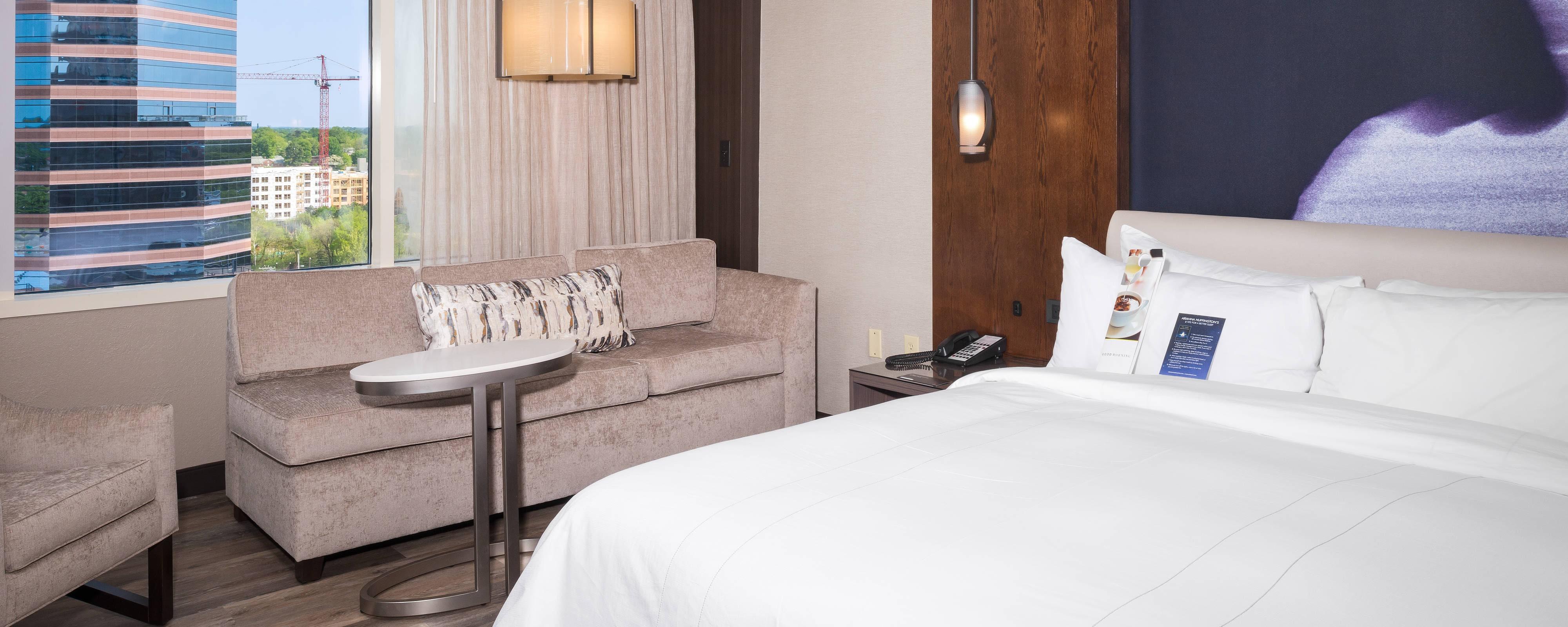 Downtown Durham Hotels In North Carolina Durham Marriott City Center