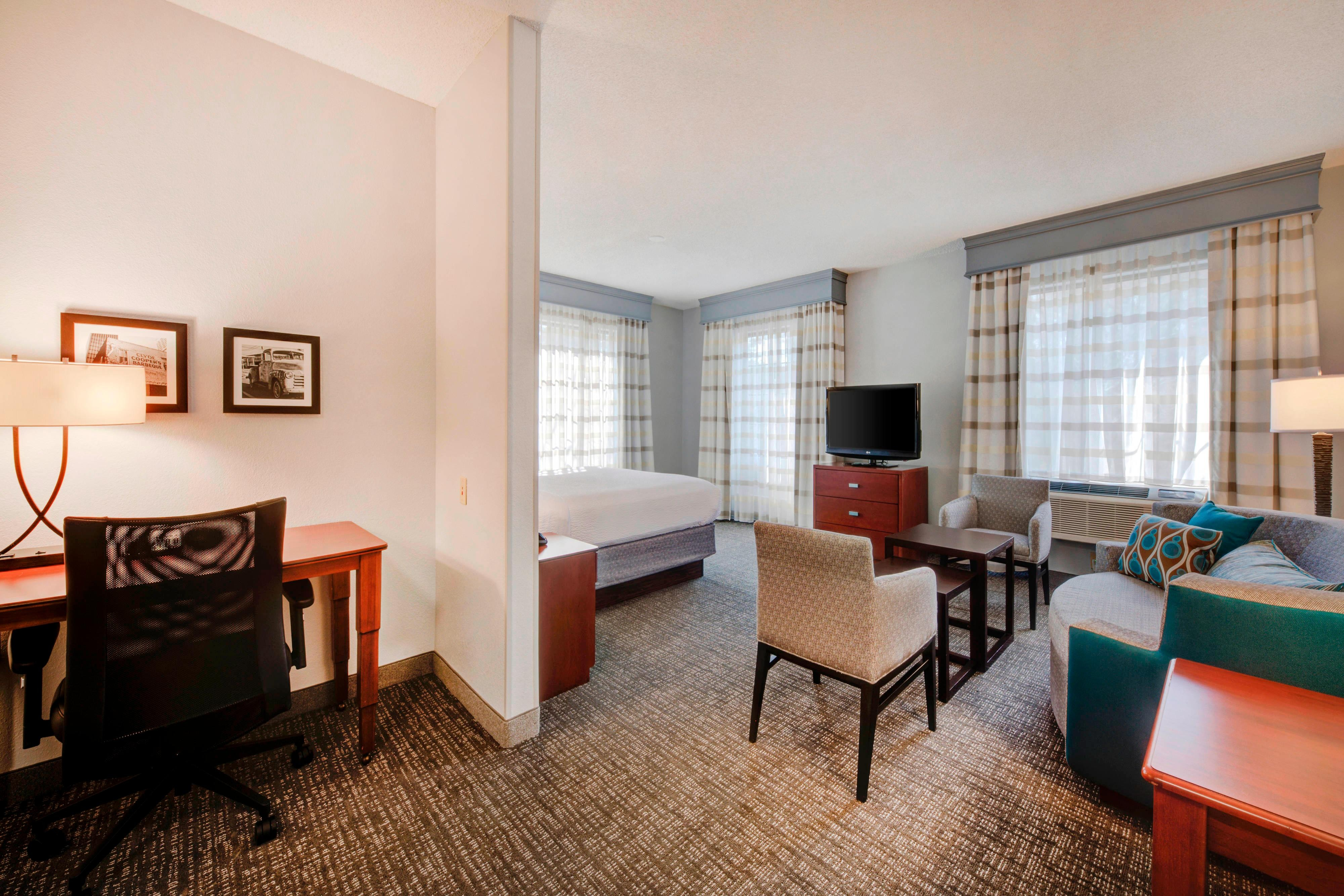 Extended King Guest Suite