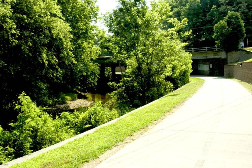 The Capital Area Greenway