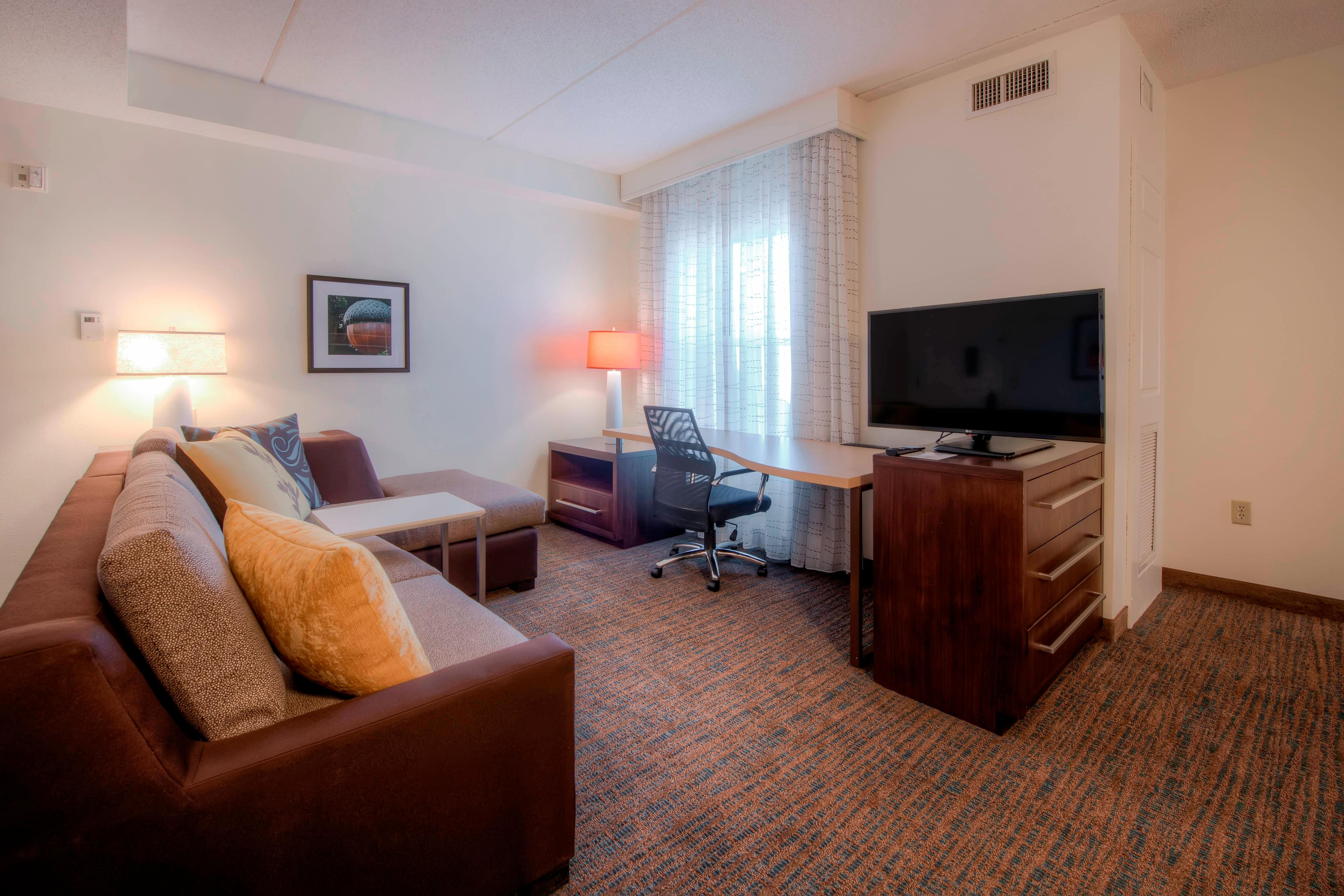 Extended Stay in Raleigh, NC | Residence Inn Raleigh Crabtree Valley