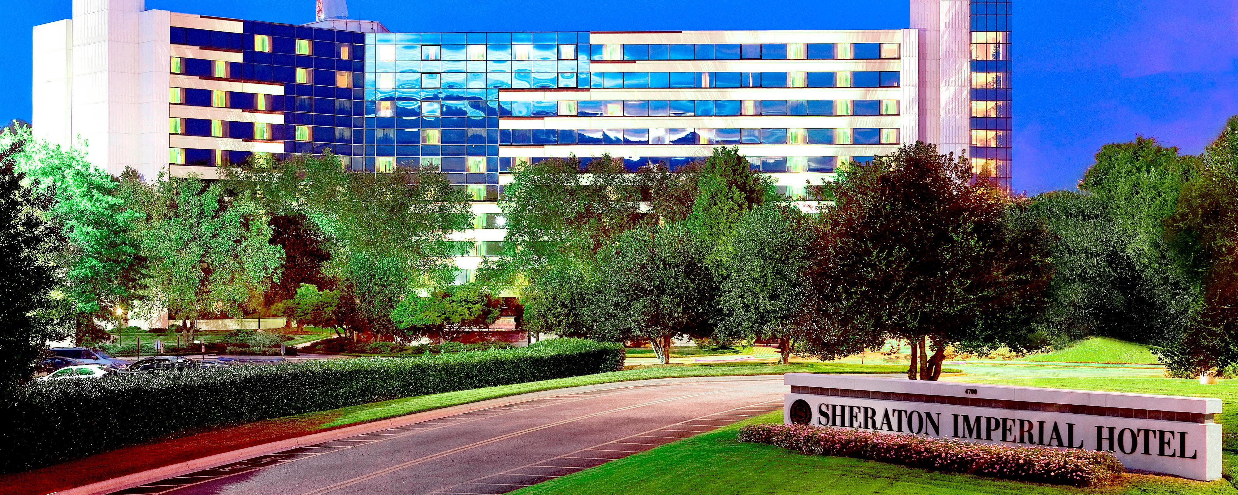 Sheraton Imperial Hotel Raleigh Durham Airport At Research Triangle