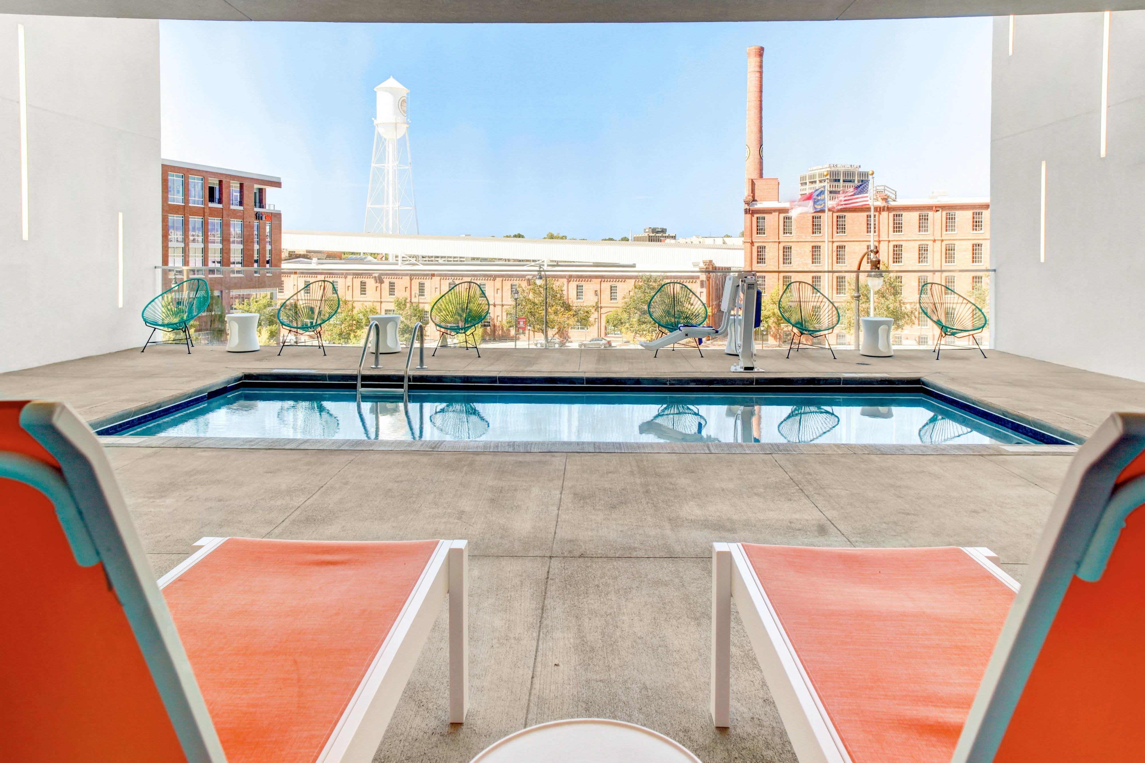 Splash Outdoor Pool