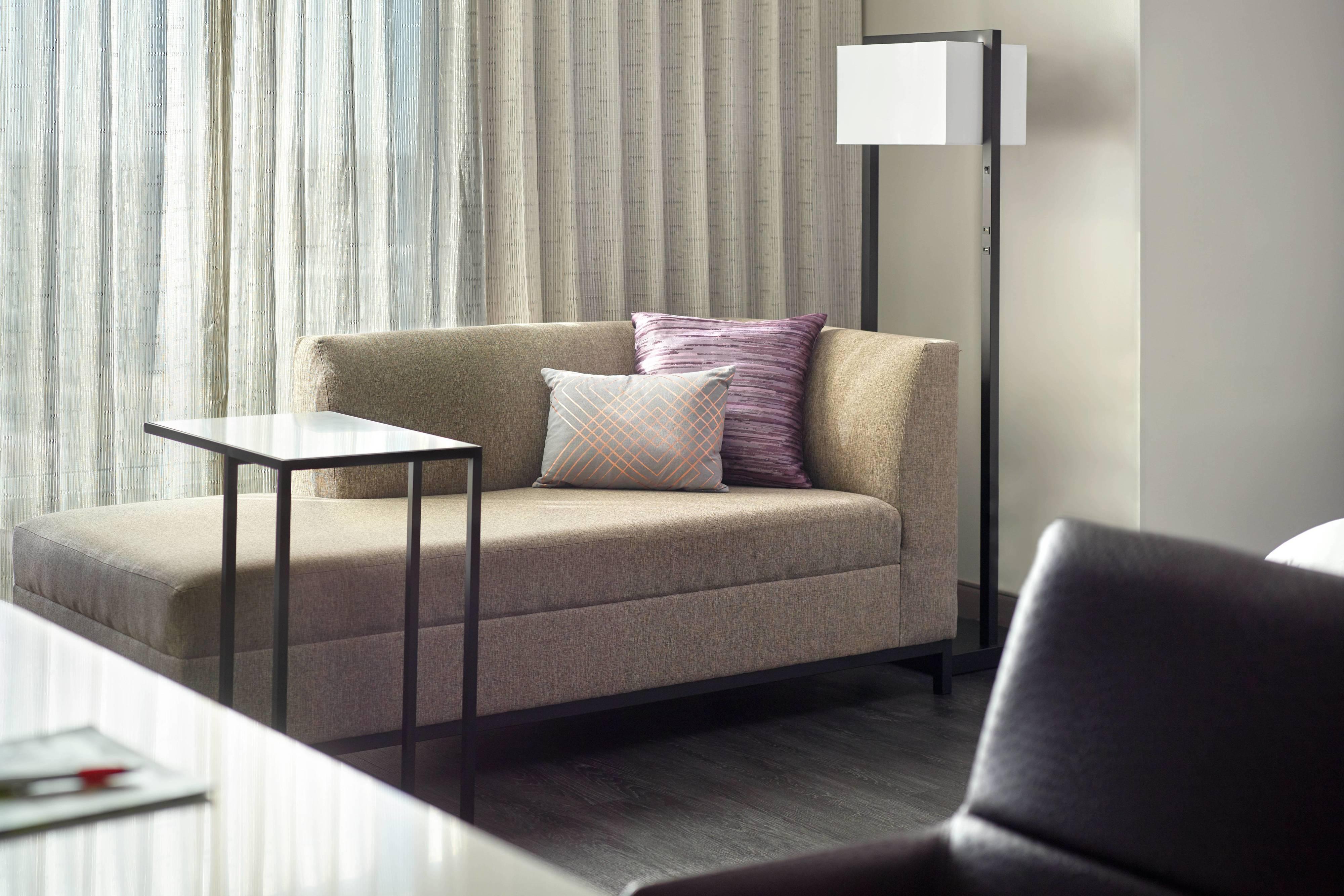 Gästezimmer – Sitzbereich