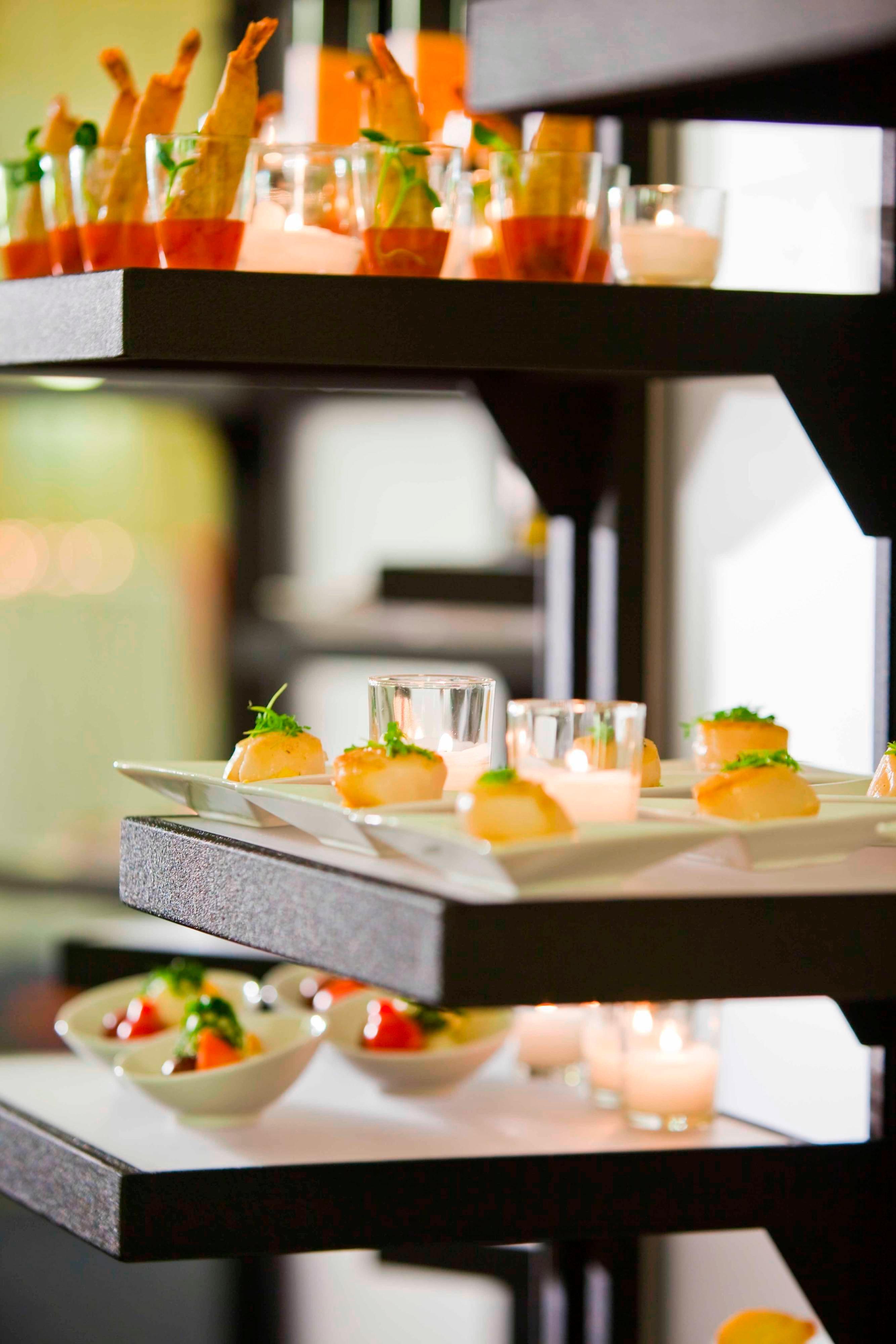 Marriott culinary delights