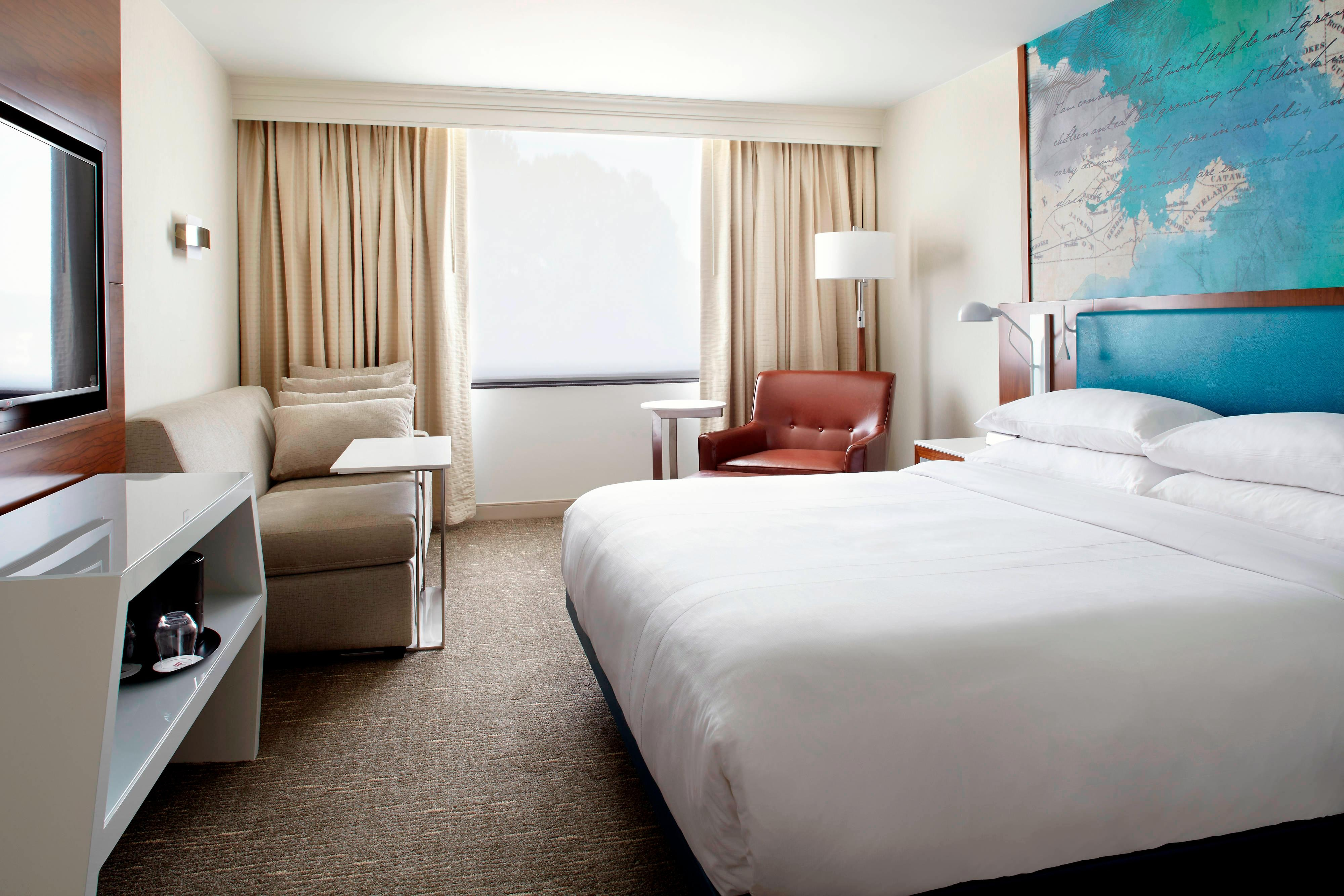 Raleigh, NC Hotels | Raleigh Marriott Crabtree Valley