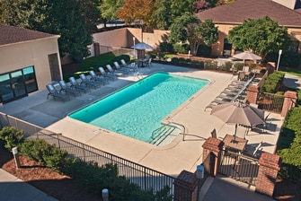 Courtyard Raleigh-Durham Outdoor Pool