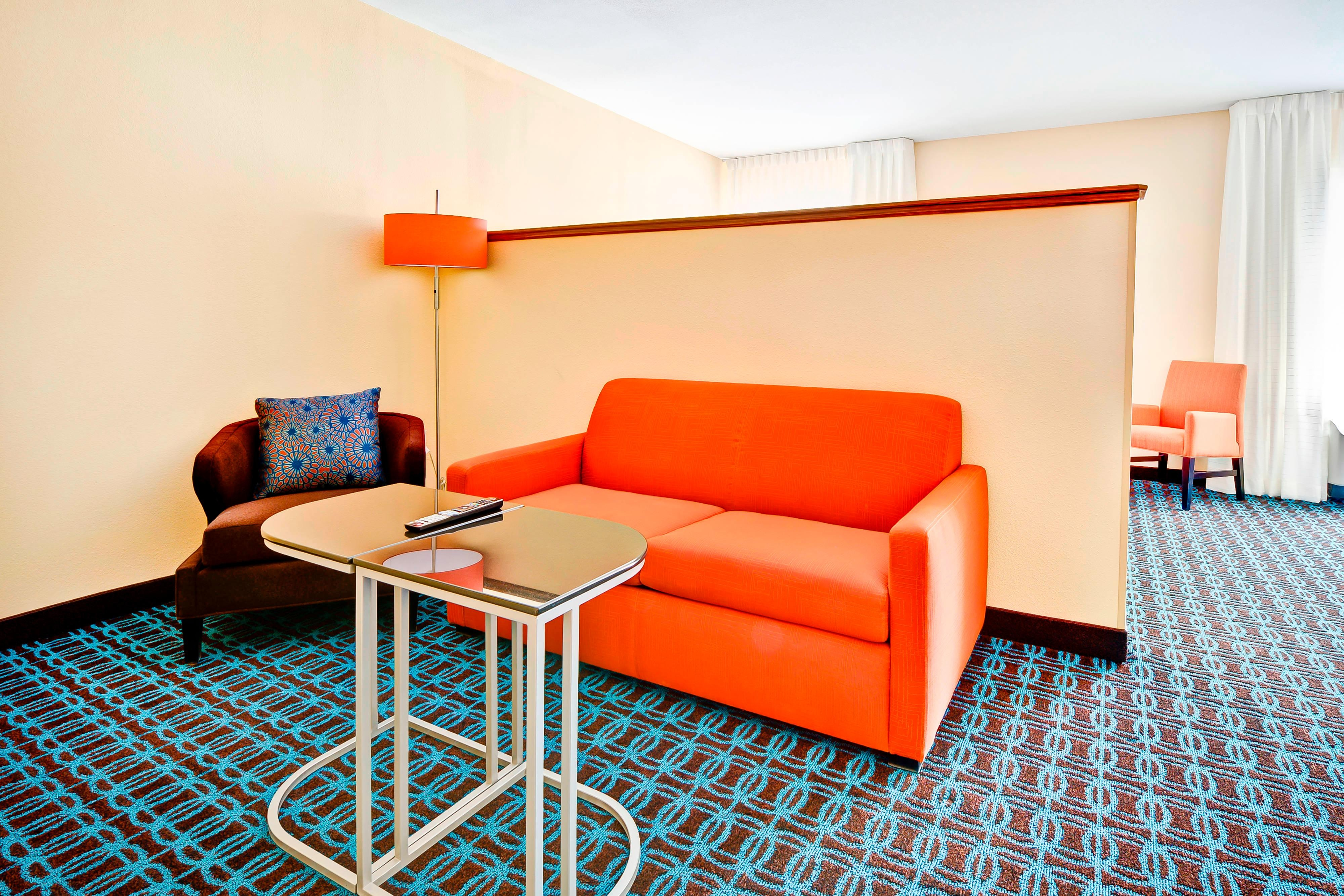 Hotel Suites in Durham