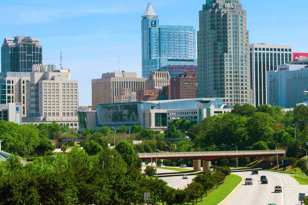 Downtown Raleigh