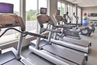 Raleigh North Carolina Hotel Gym