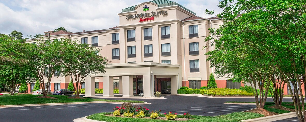 RDU Airport Hotels   SpringHill Suites Raleigh-Durham Airport ...