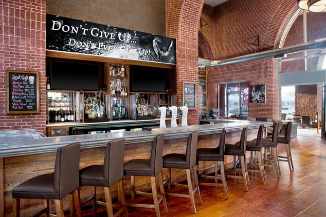 Jimmy V s Osteria & Bar