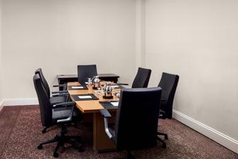 White Oak Boardroom