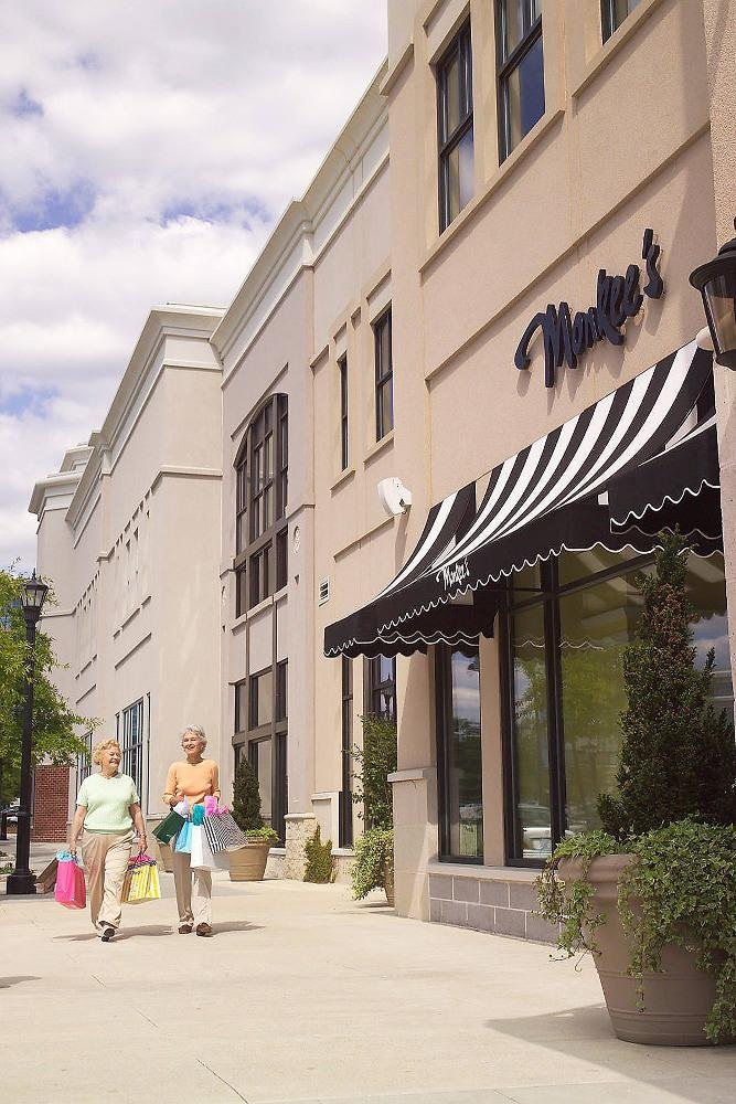 Raleigh Shopping, North Hills