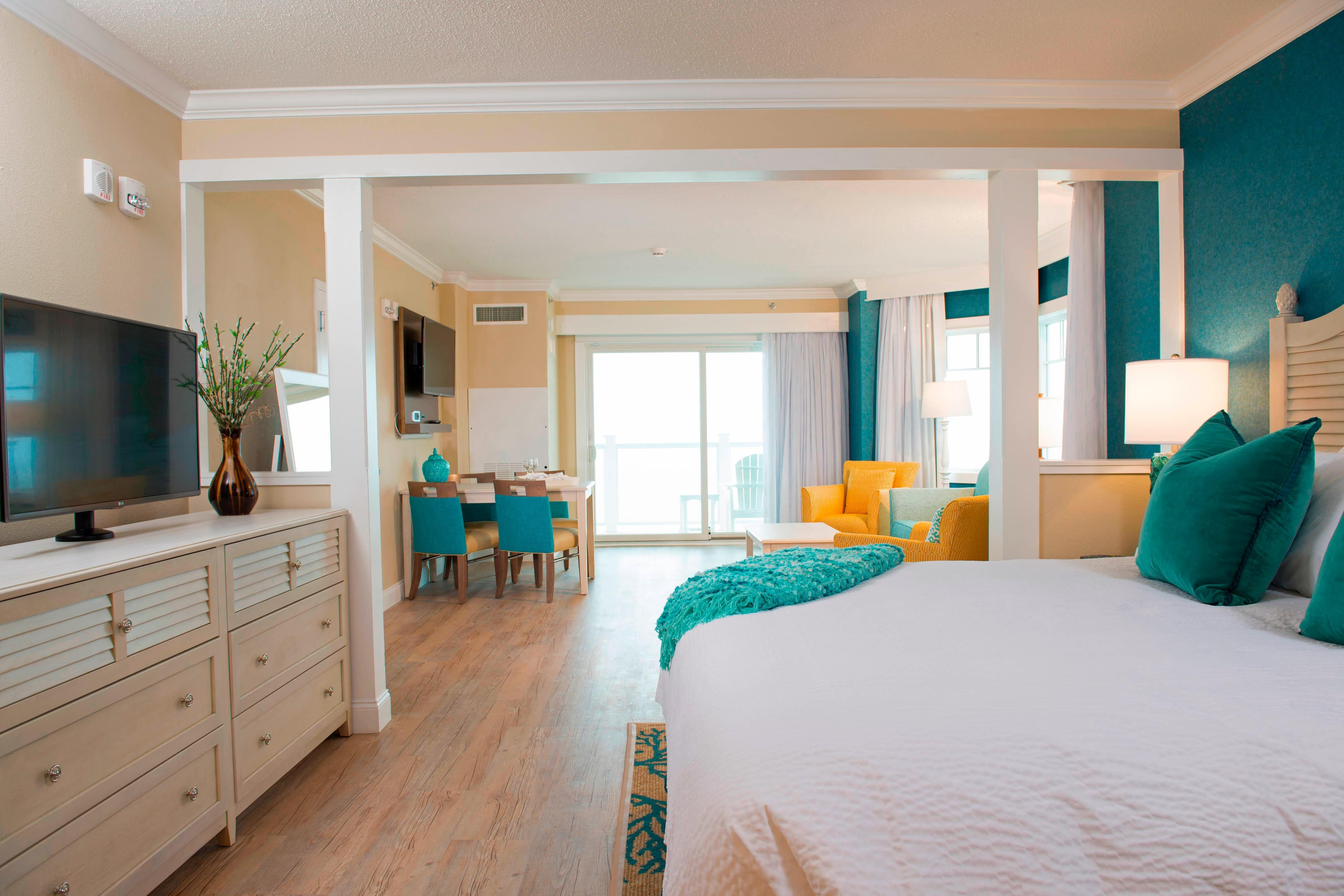 Honeymoon Boardwalk Suite