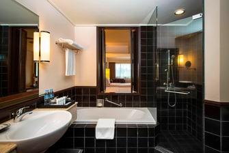 スパ-バスルーム