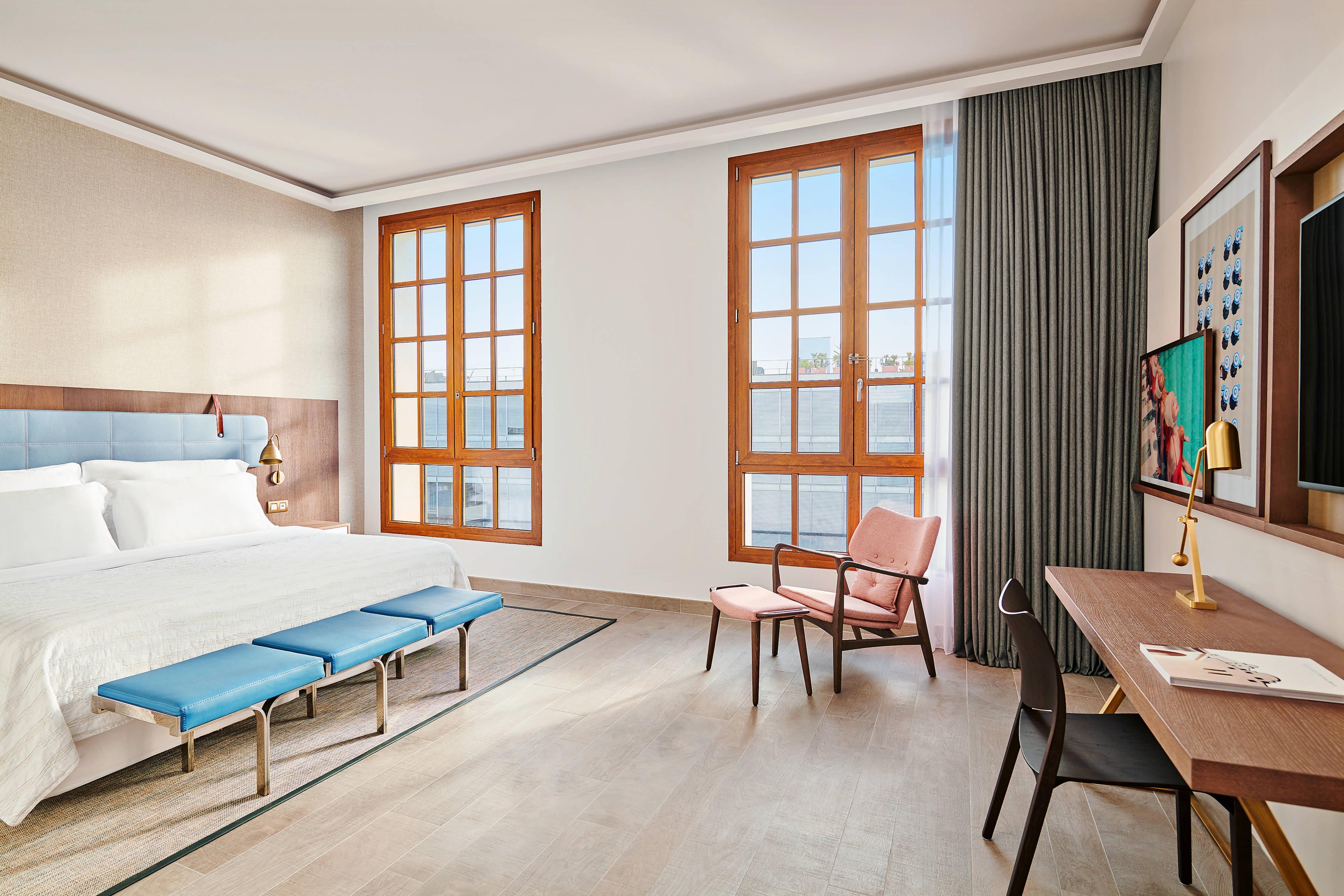 Habitación Deluxe con cama tamaño King