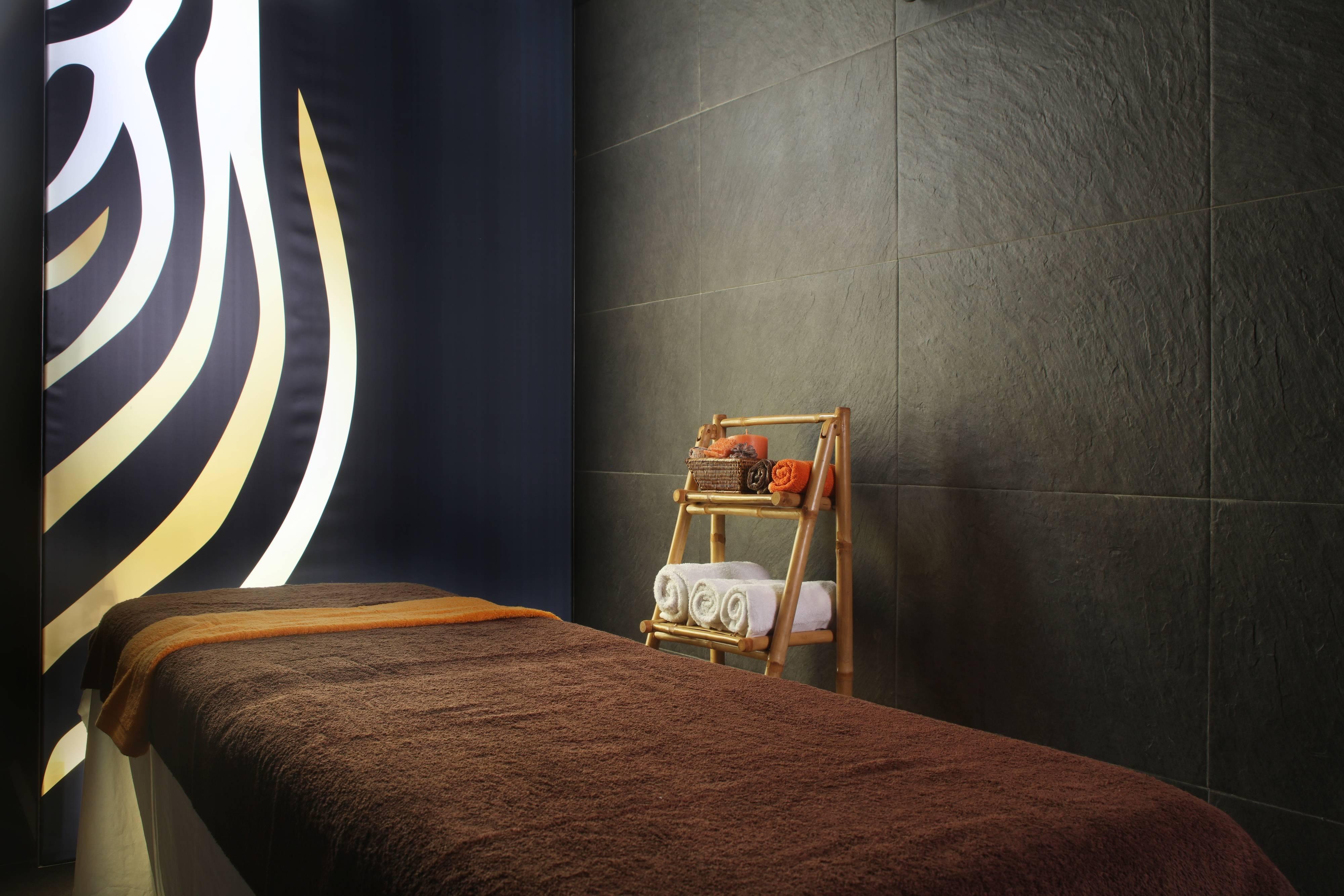 Sala de tratamientos del Explore Spa