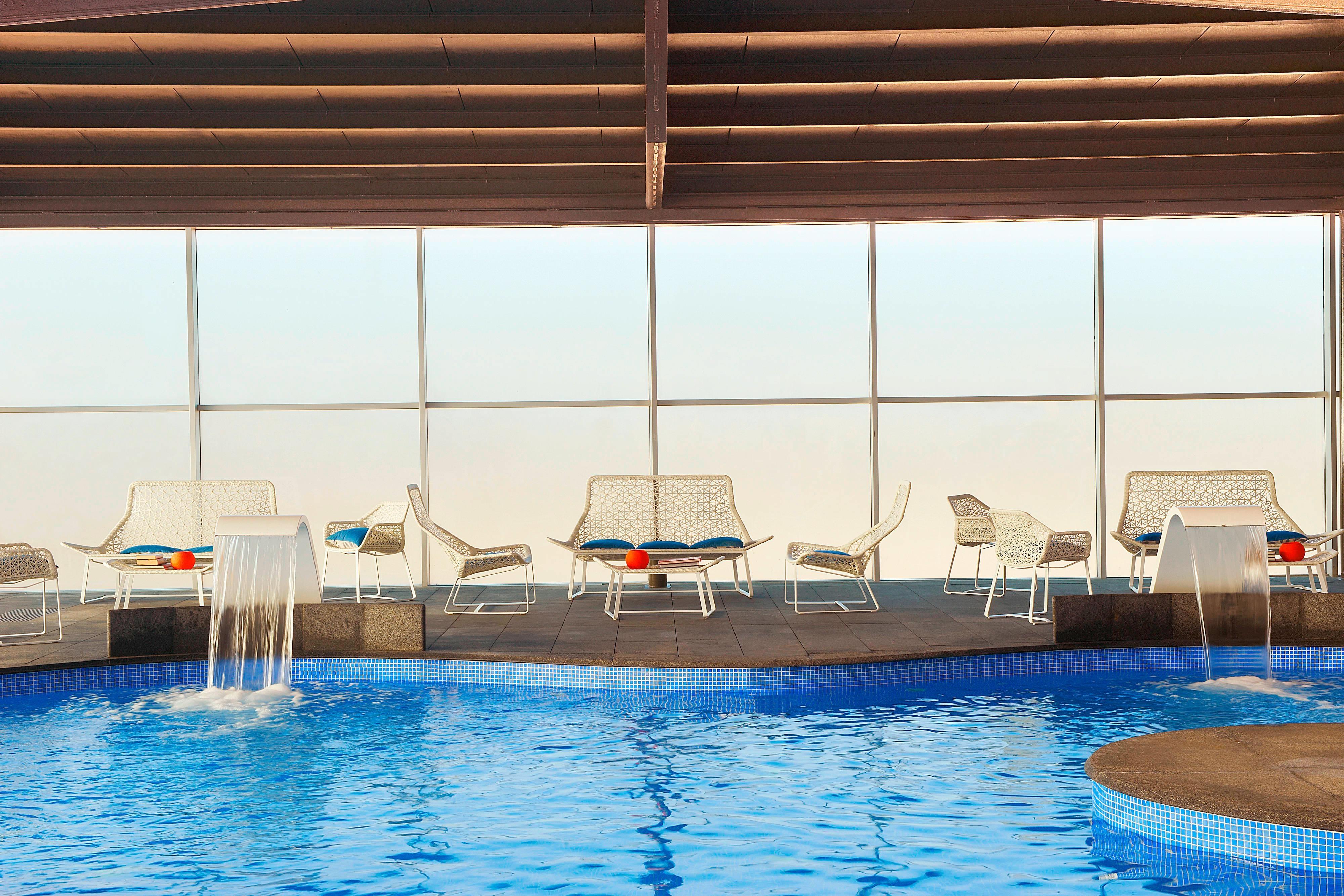Spa - Thalasso Sitting Area