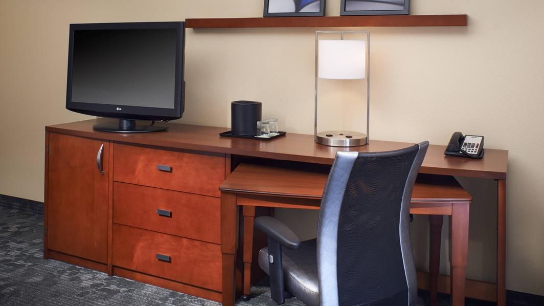 Área de trabajo de la habitación