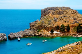 Saint Paul Bay - Lindos