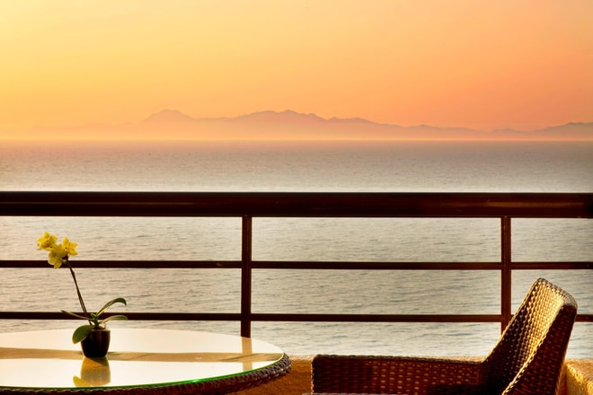Aegean Suite - Balcony View
