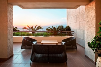 Presidential Suite_Balcony