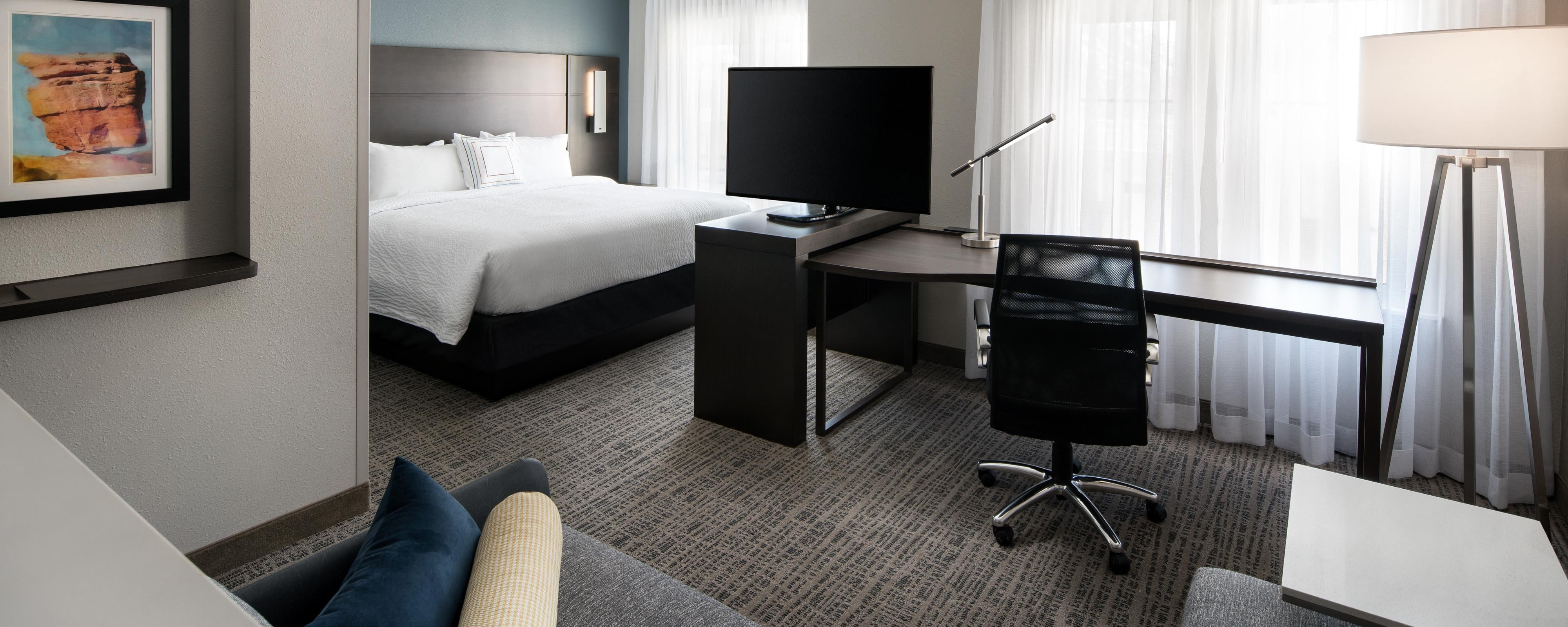Extended-Stay Hotel in Capitol Heights | Residence Inn Upper