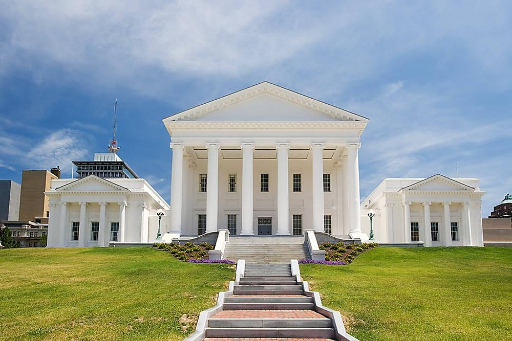 Richmond State Capitol