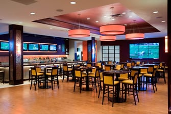 T-Miller's Sports Bar at the Richmond Marriott