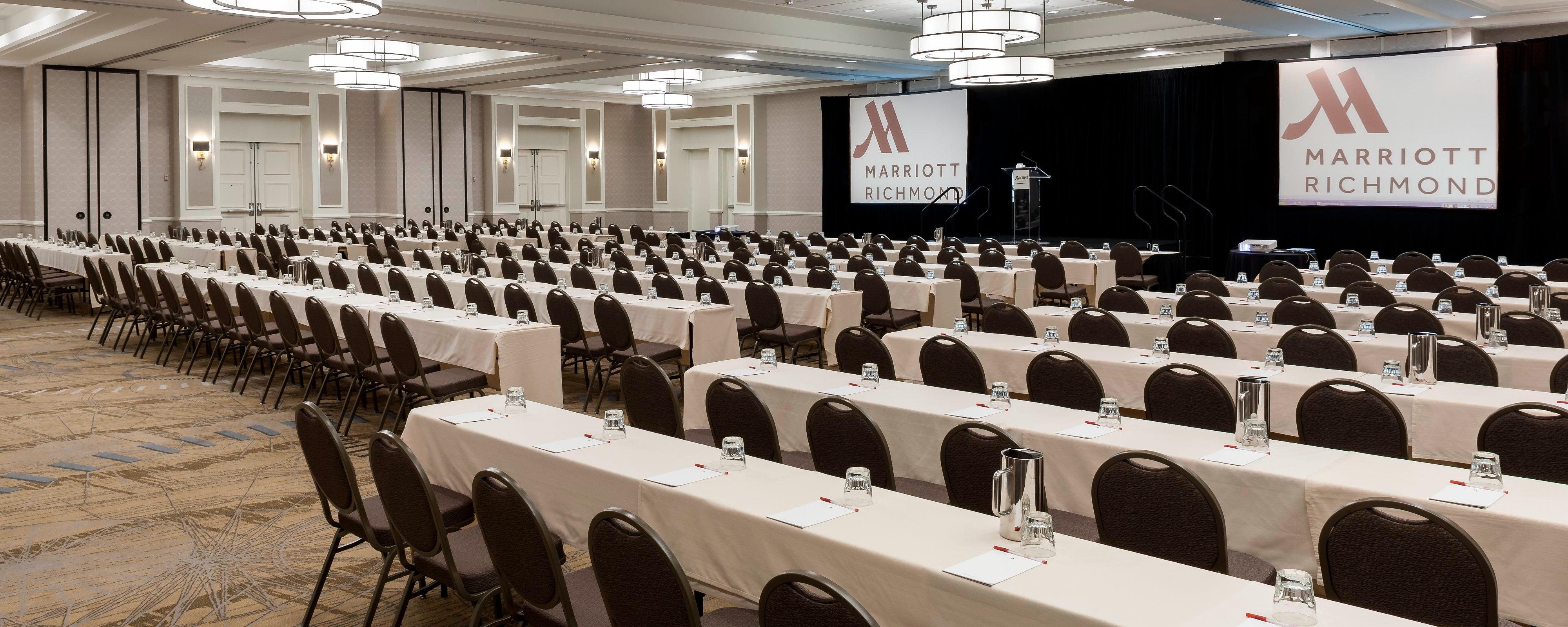 Conference Space and Meeting Rooms Richmond | Richmond Marriott