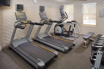 onsite fitness facility