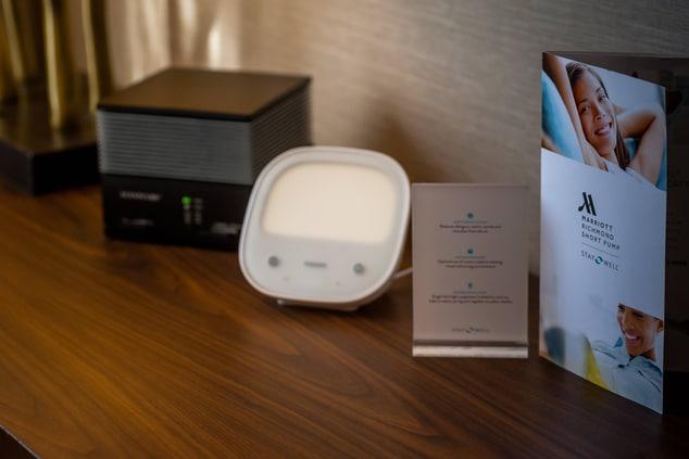 Glen Allen hotel room amenities