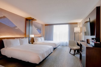 Glen Allen hotel room