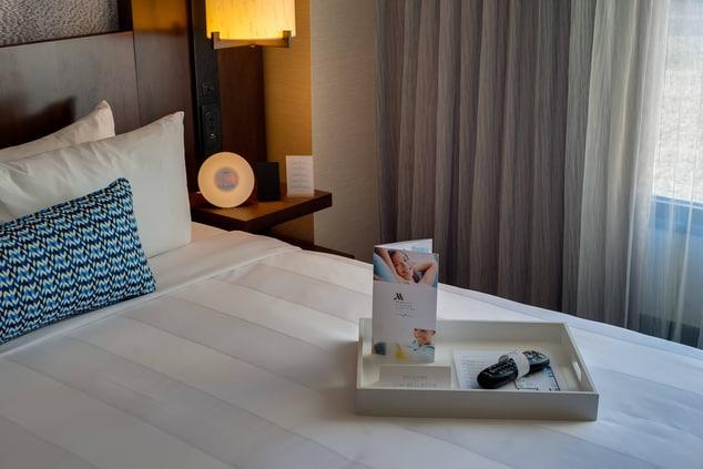 Glen Allen, VA hotel room
