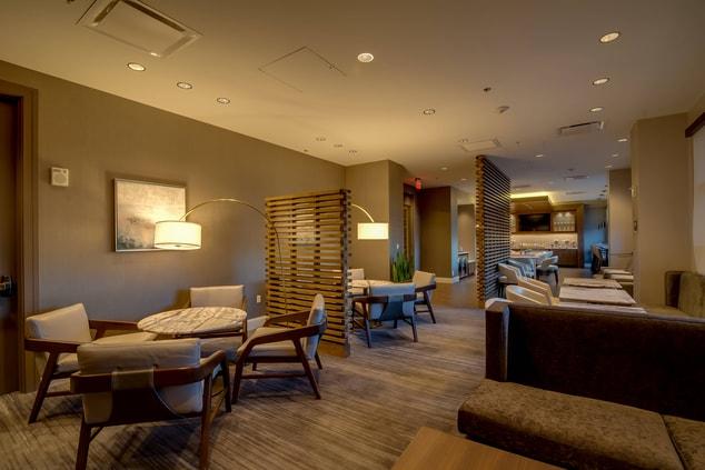 Richmond hotel lounge