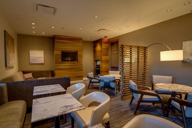 Lounge at Richmond hotel