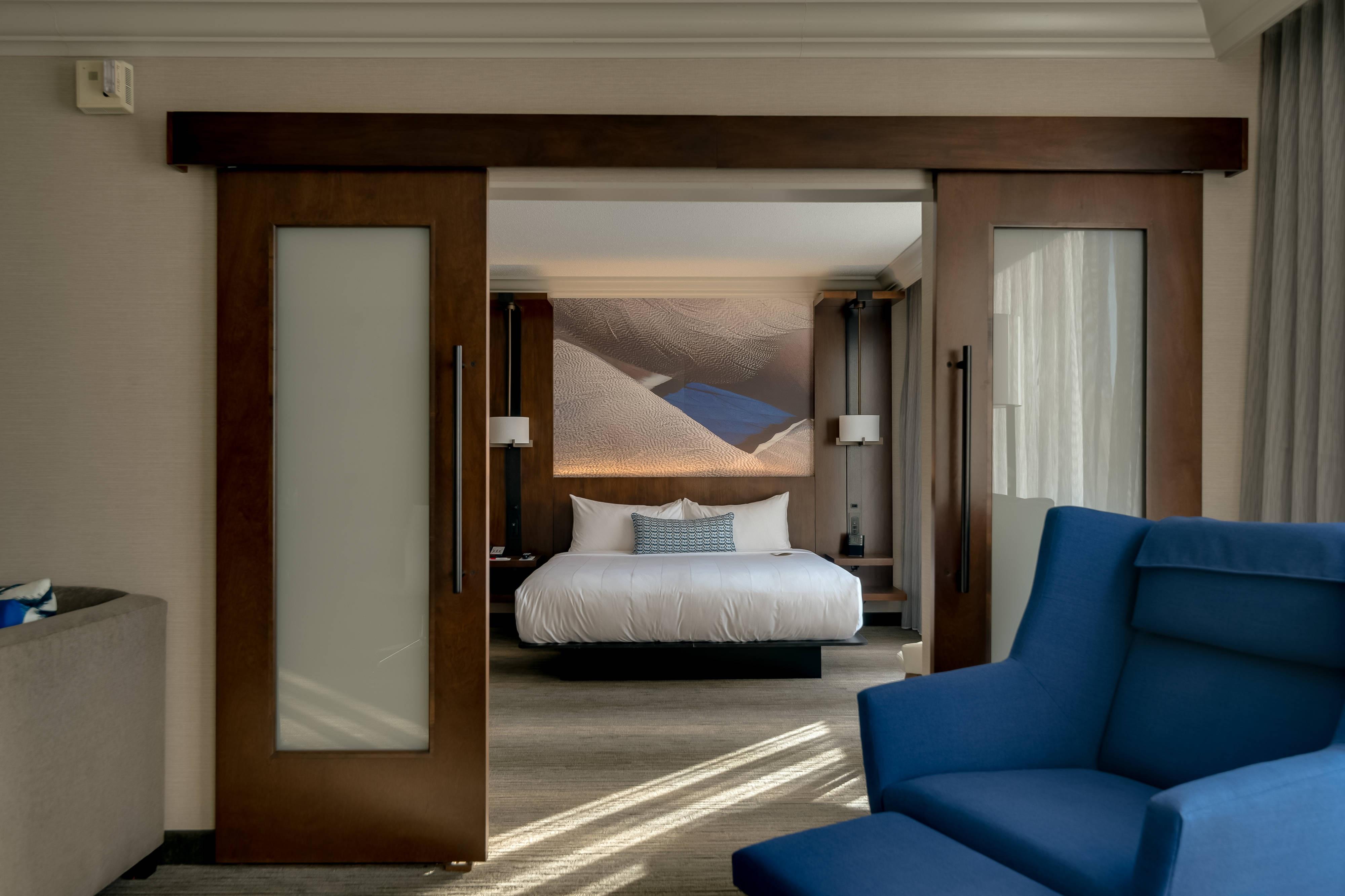 Glen Allen hotel suite