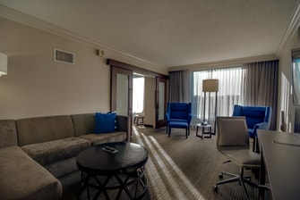Suite at Glen Allen hotel