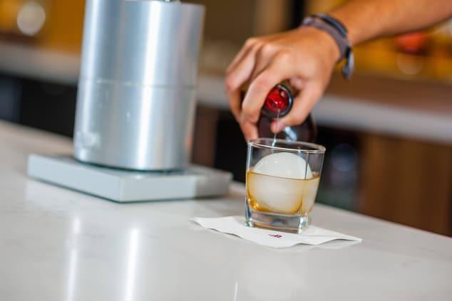 Bar at Richmond hotel