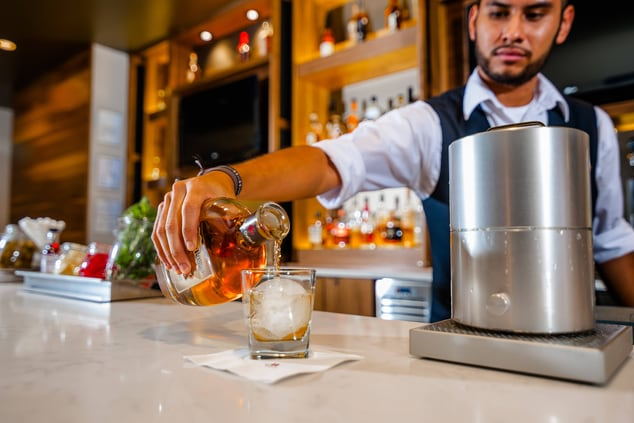 Richmond hotel bar