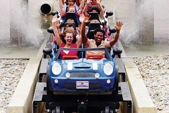 Paramount's Kings Dominion Amusement Park