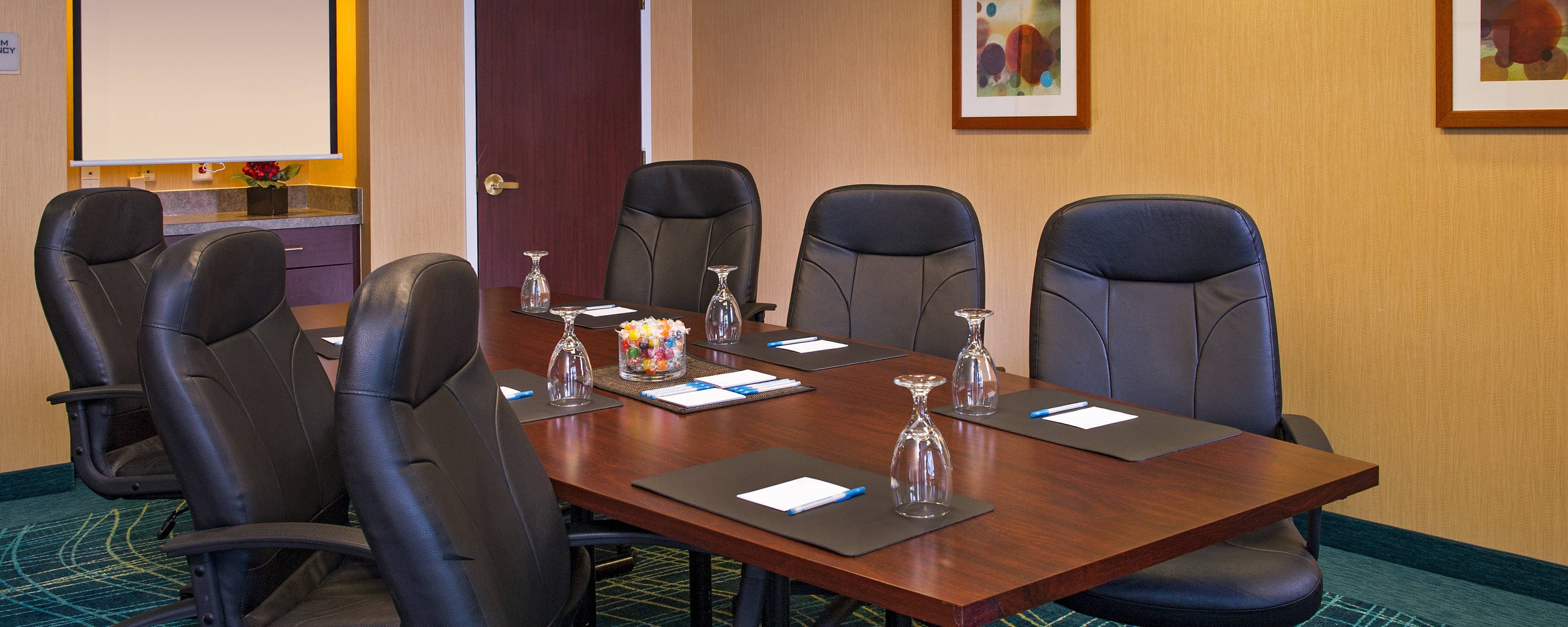 SpringHill Suites Richmond Virginia Center Boardroom