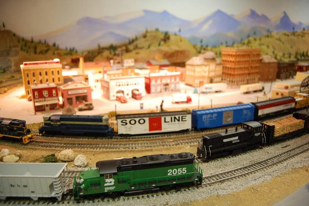 South Hill Model Railroad Museum