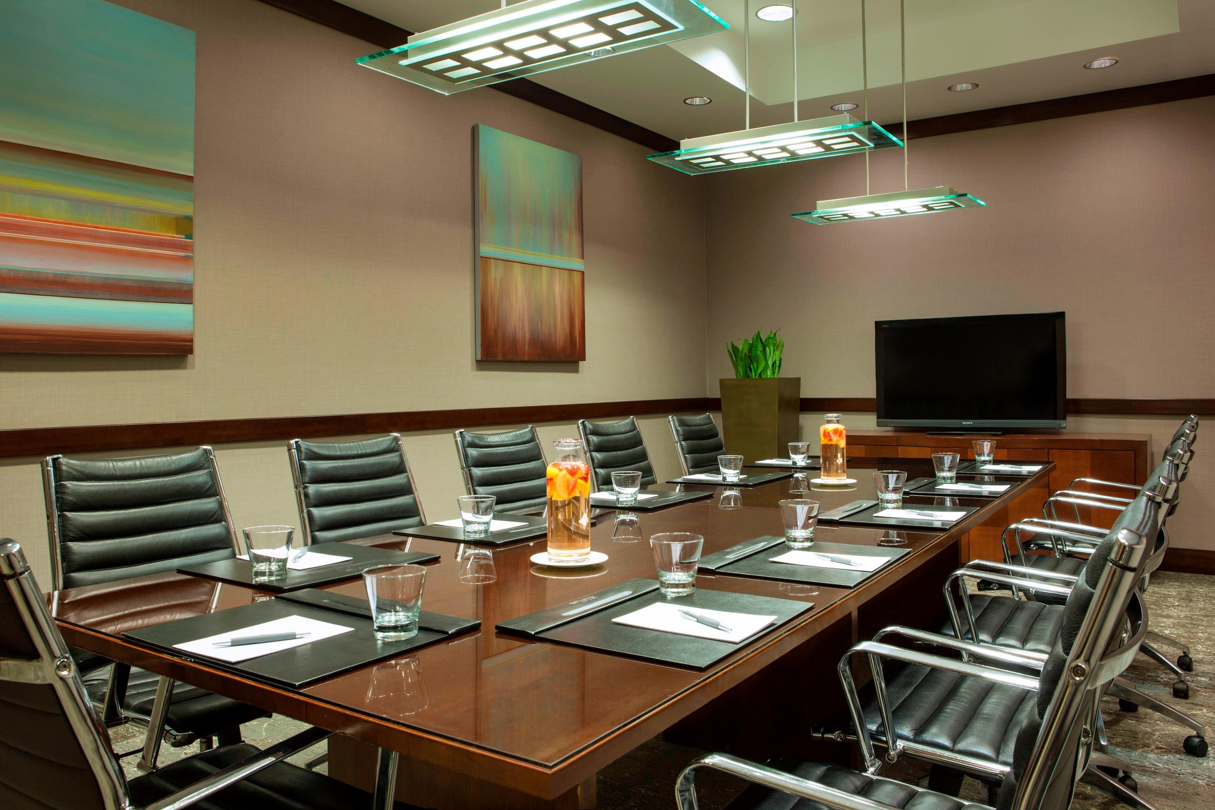 Reynolds Executive Boardroom